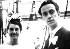 André di Borbone, Principe di Parma and Marina Gacry religious wedding