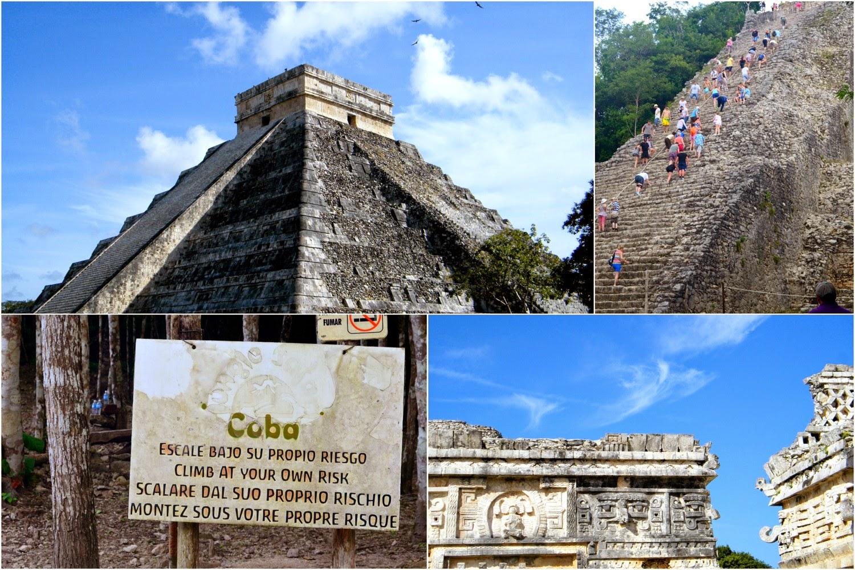 Yucatan, Sehenswürdigkeiten, Maya