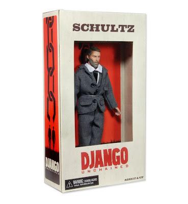"""NECA Django Unchained - 8"""" Schultz figure"""