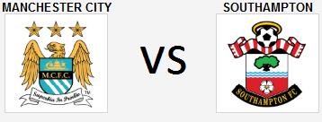 Prediksi Skor Manchester City vs Southampton 19 Agustus 2012