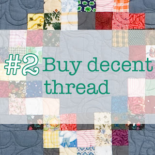 buy decent thread
