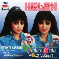Helen Sparingga - Antara Cinta Dan Kenyataan (Album 1990)