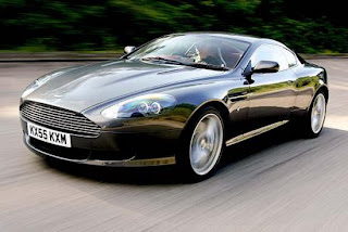 Aston Martin DB9 Wallpapers