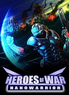 Nanowarrior 3D - Heroes of War