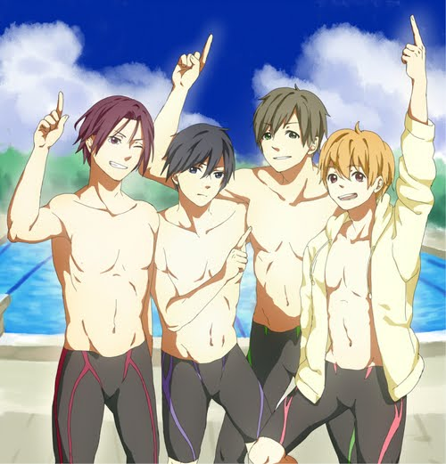 Shirtless Group 4