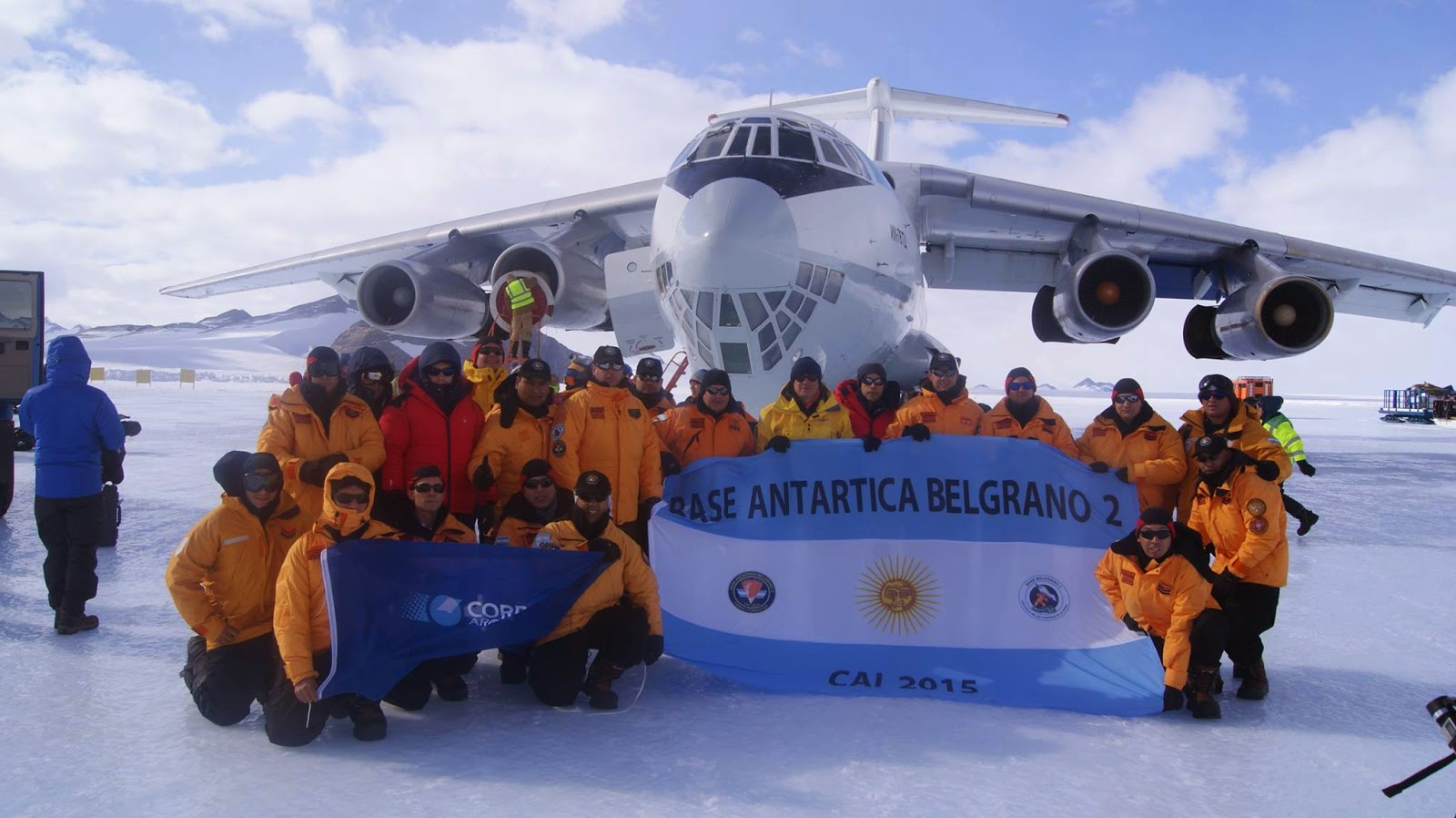 Novedades de la Antartida - Página 7 17