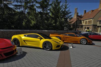 Saleen S5S Raptor 2CSaleen S5S Raptor 2CSaleen S5S Raptor 2CSaleen S5S    Saleen S5s Raptor White
