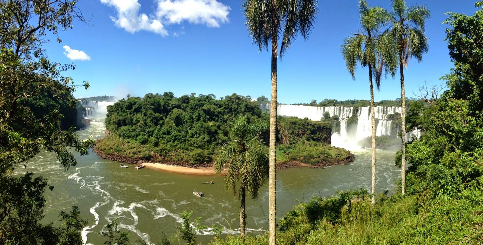 Iguazu Falls Puerto Iguazu Argentina