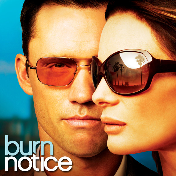 burn notice poster gallery1 tv series posters and cast. Black Bedroom Furniture Sets. Home Design Ideas