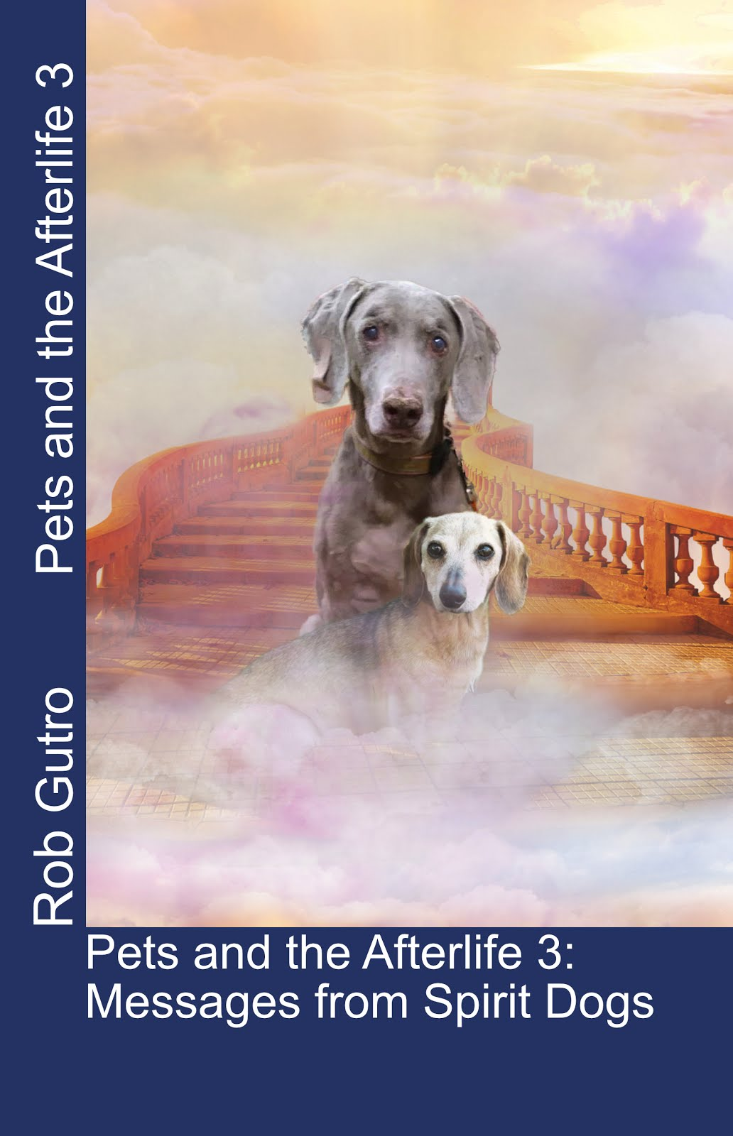 Just Published! Pets and the Afterlife 3: Messages from Spirit Dogs
