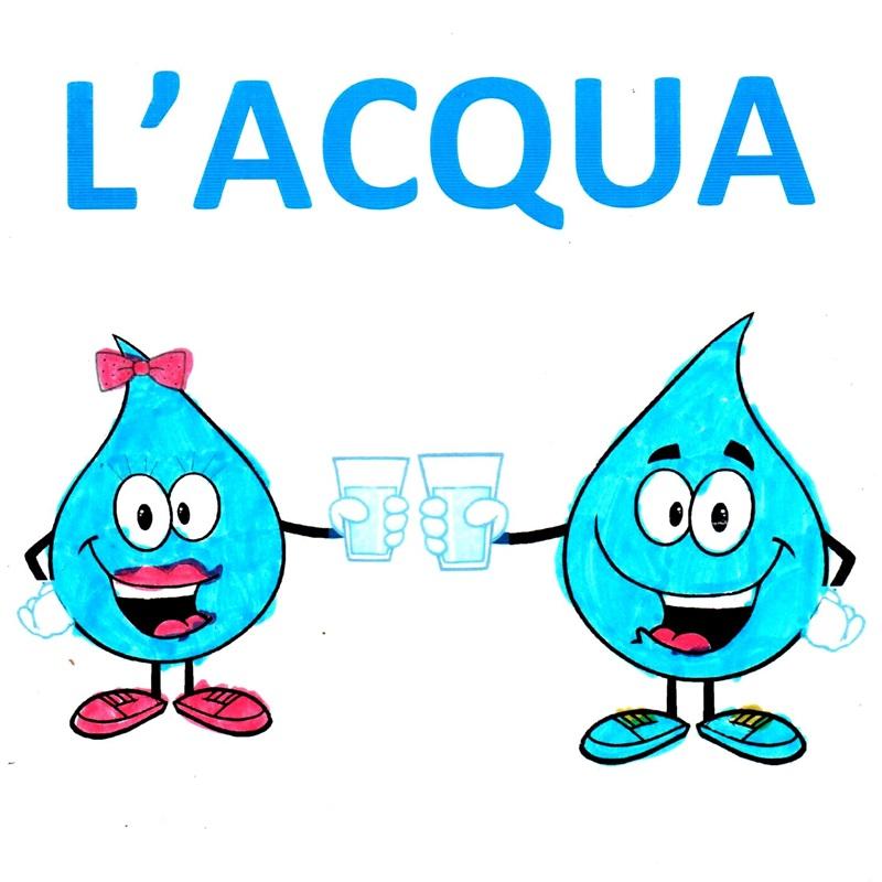 Studiamando liberamente lapbook l 39 acqua - Depurare l acqua di casa ...