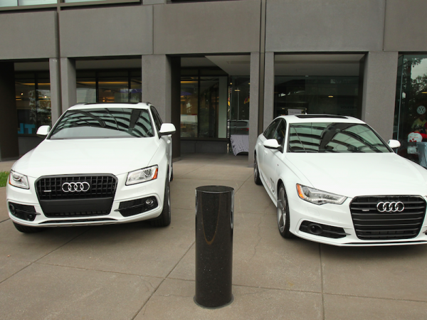 Audi Set To Test Self Parking Cars Latest Technology And Gadget News - Audi self parking
