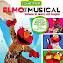 Sesame Street Elmo the Musical DVD Giveaway