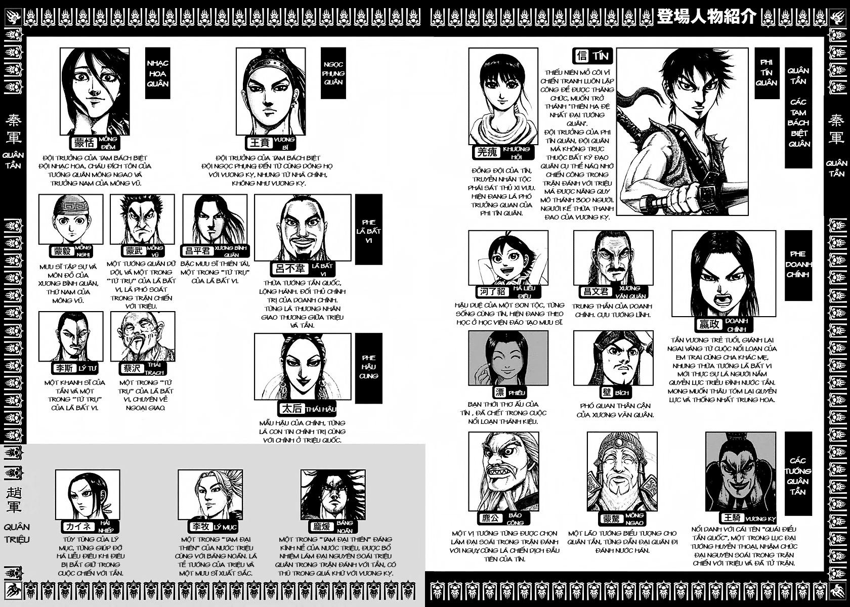 Kingdom - Vương Giả Thiên Hạ Chapter 185 page 6 - IZTruyenTranh.com