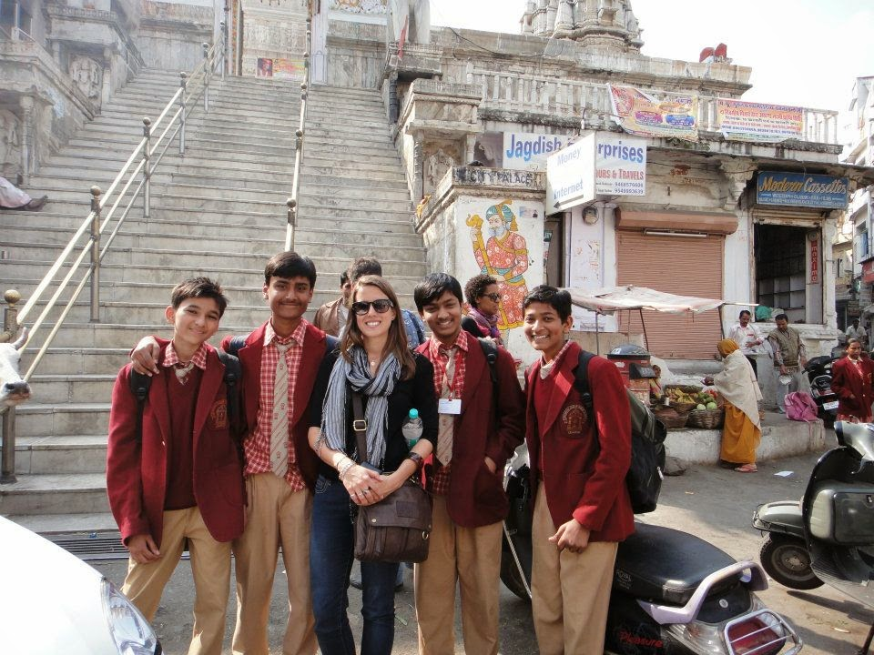solo woman traveler in India