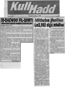 45 - John Dalli and the Daewoo Scandal