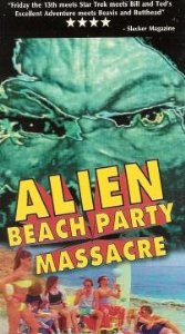 Beach Party Massacre 1996 Hollywood Movie Watch Online Informations