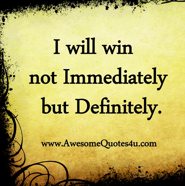 i will succeed not immediately but definitely - photo #8