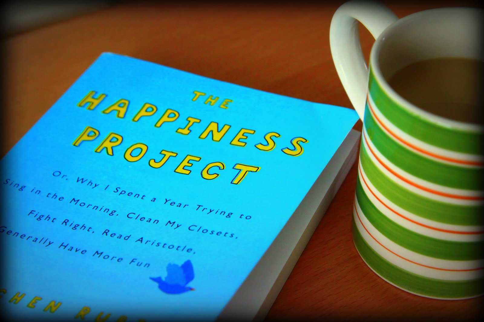 http://yoginiannie.blogspot.co.uk/2011/09/book-report-happiness-project.html