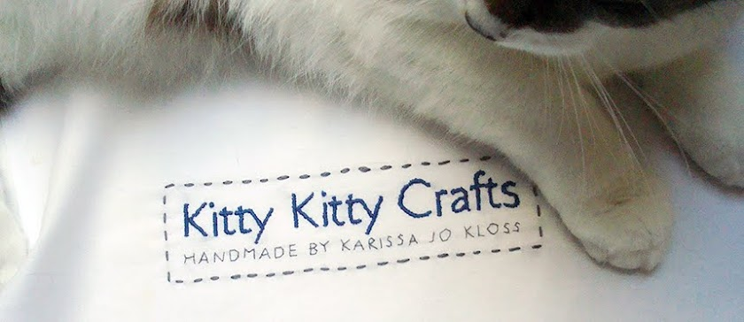 Kitty Kitty Crafts