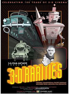 Watch 3-D Rarities (2015) movie free online