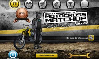 Jogo Motocross Ricky Carmichael