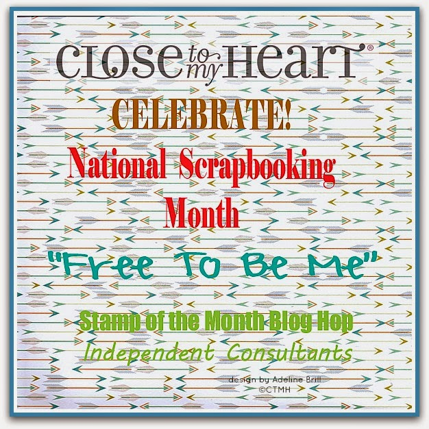 Free To Be Me Blog Hop