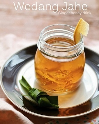 indonesian ginger tea recipe wedang jahe