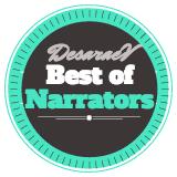 Favorite Narrators Best of Books Award by DesaraeV