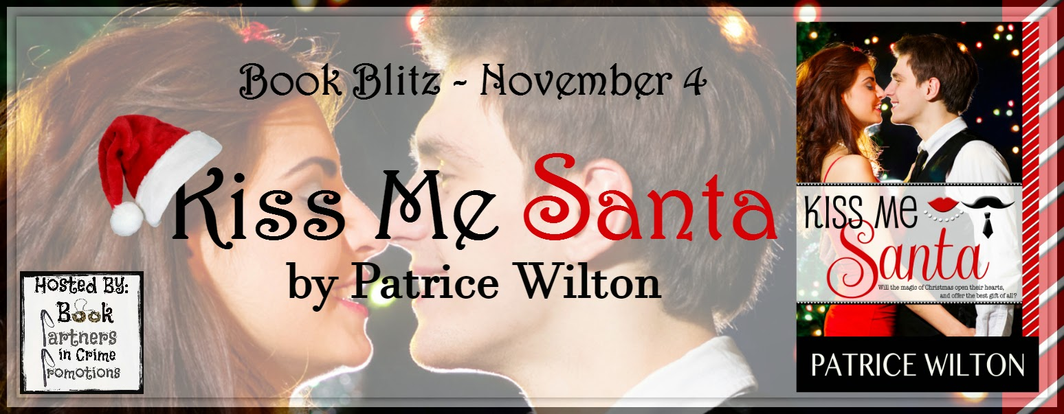 Kiss Me Santa by Patrice Wilton – Review + Giveaway