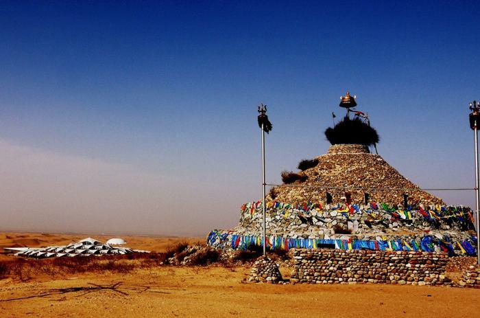 China's Desert Resort