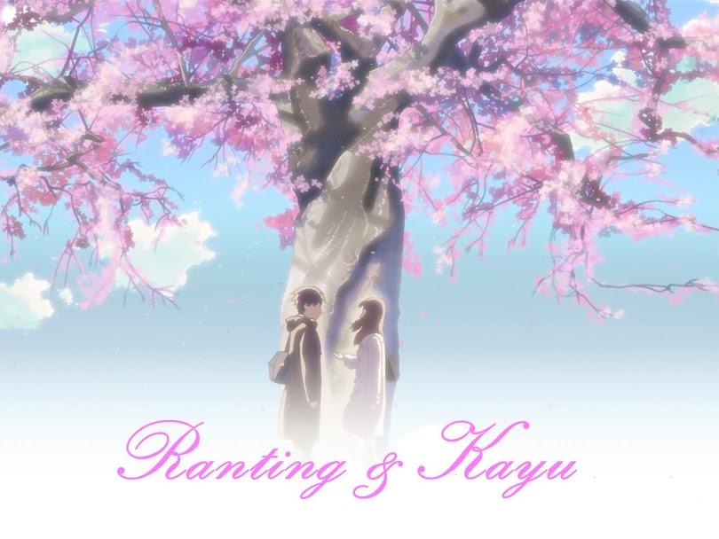 Ranting dan Kayu