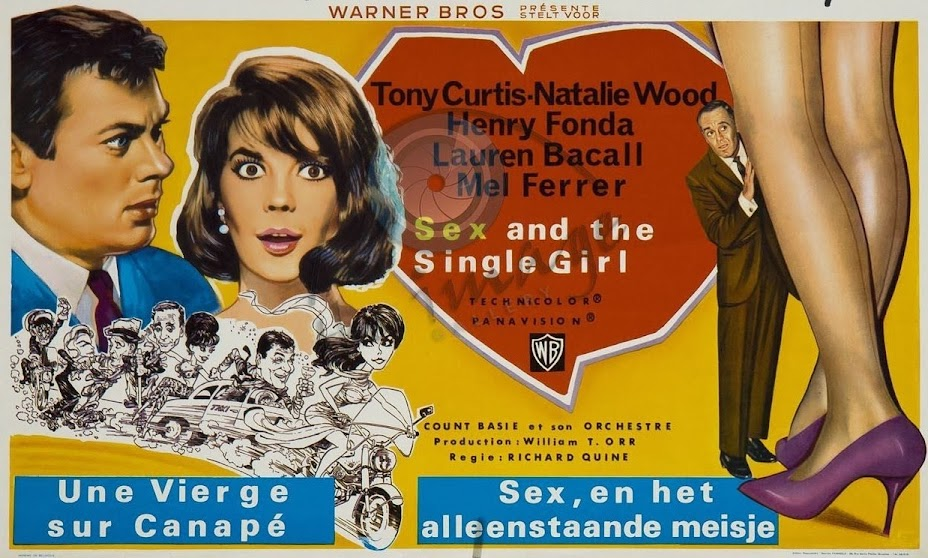 SEX AND THE SINGLE GIRL (1964) WEB SITE