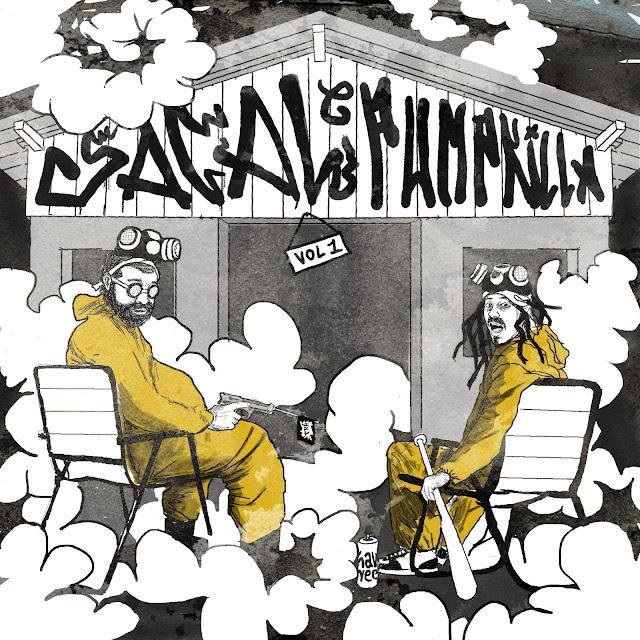 Sacal & Pump Killa lançam aguardada Mixtape
