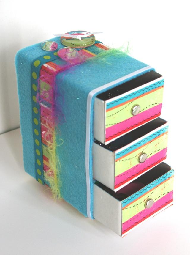 Moldes y figuras de sucha foami cajas decoradas - Manualidades cajas decoradas ...
