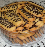 Kue Lidah Kucing