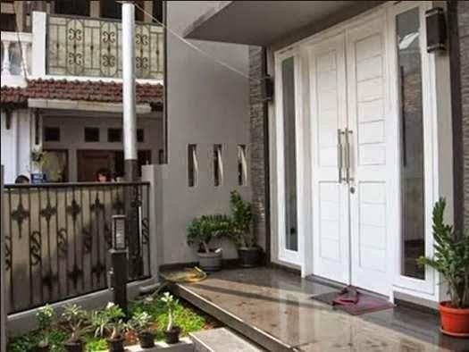teras rumah minimalis 7