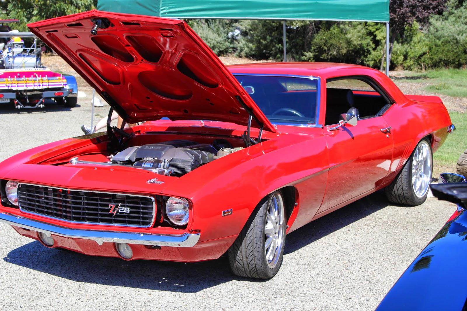 Steve's Camaro Parts: 1967 - 1969 Camaro Parts - Elks Club ...