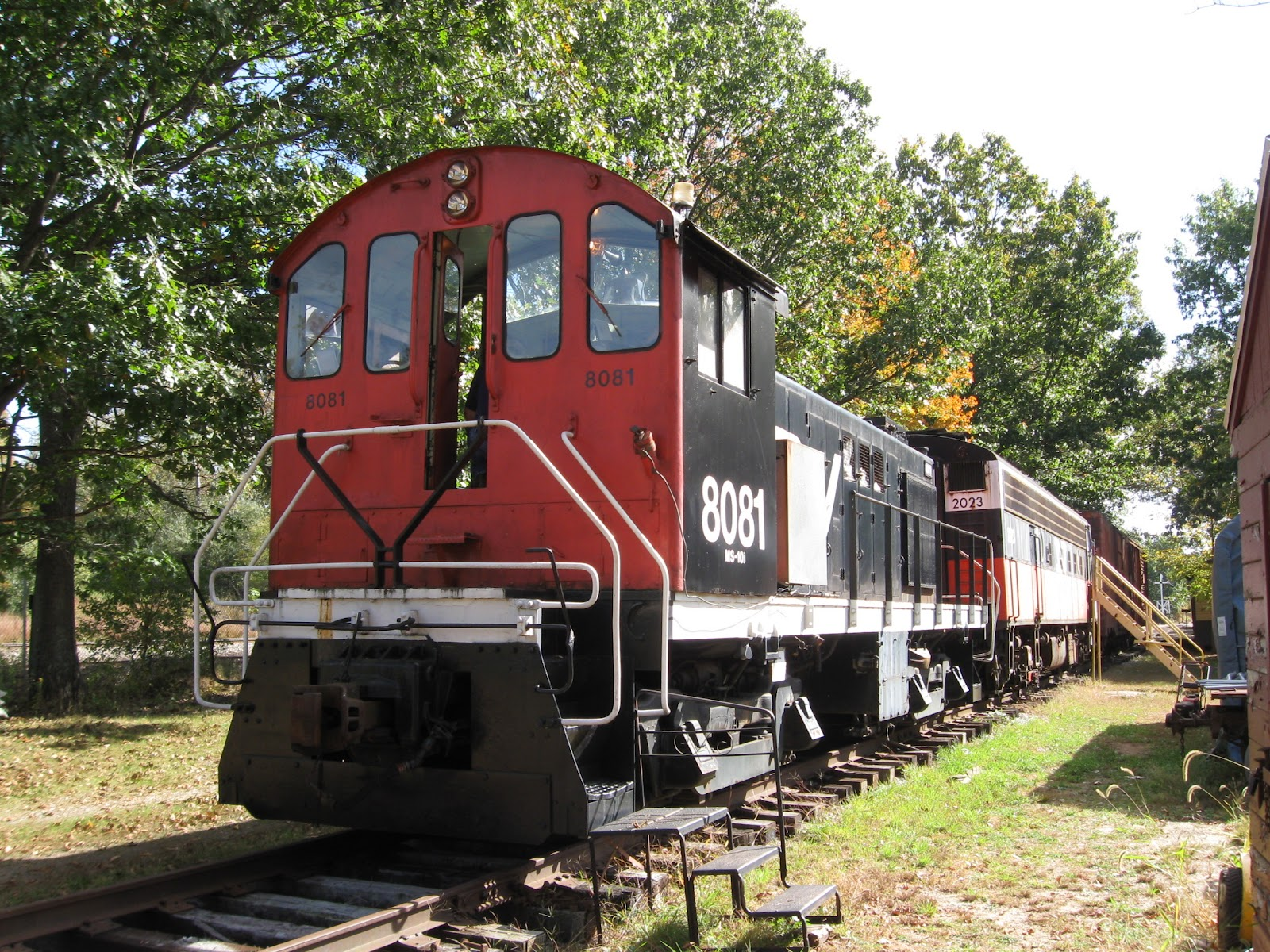 White River Division: Connecticut Eastern Railroad Museum