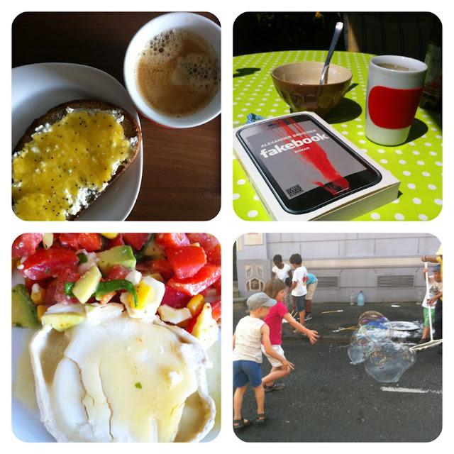 7 Sachen am Sonntag