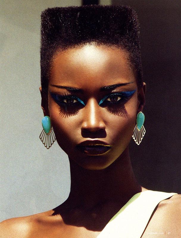 Ghana Rising... South African Female Models