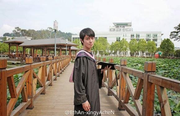 Yachen Xing cewek ganteng