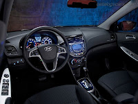 Hyundai Accent RB 2012