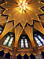 tavan parlament budapest