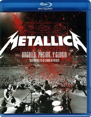 Metallica Orgullo Pasion y Gloria (2009) 720p BRRip 1.3GB mkv 5.1 ch