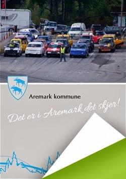 Brosjyre for Aremark kommune