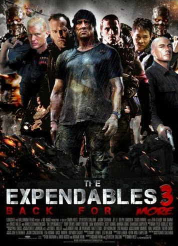 The Expendables 3 (2014) Blu-Ray Free Download