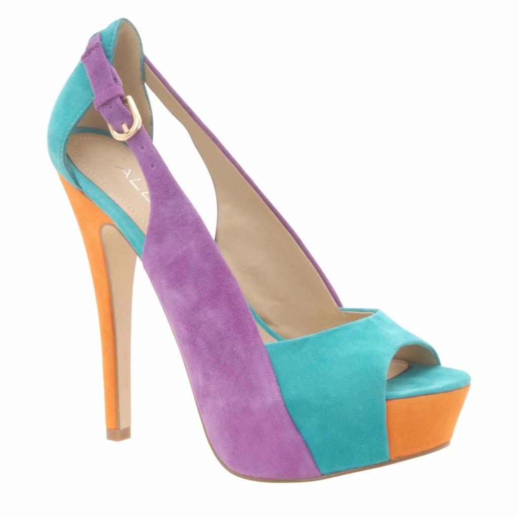 zapatos de moda mayo 2013