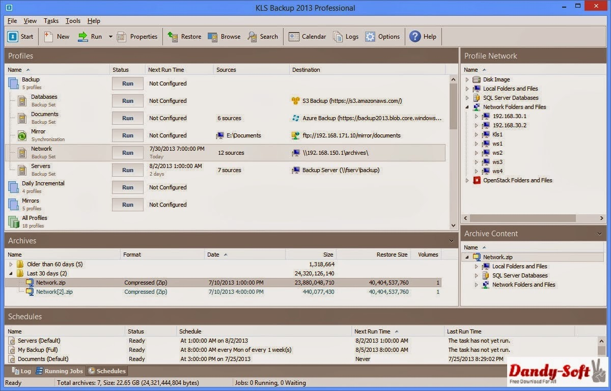 KLS Backup 2013 Professional 7.0.5.0 Full Version