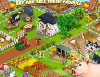 Game Peternakan Hay Day untuk Android & iOS
